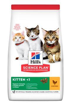 Granule pro kočky Science Plan