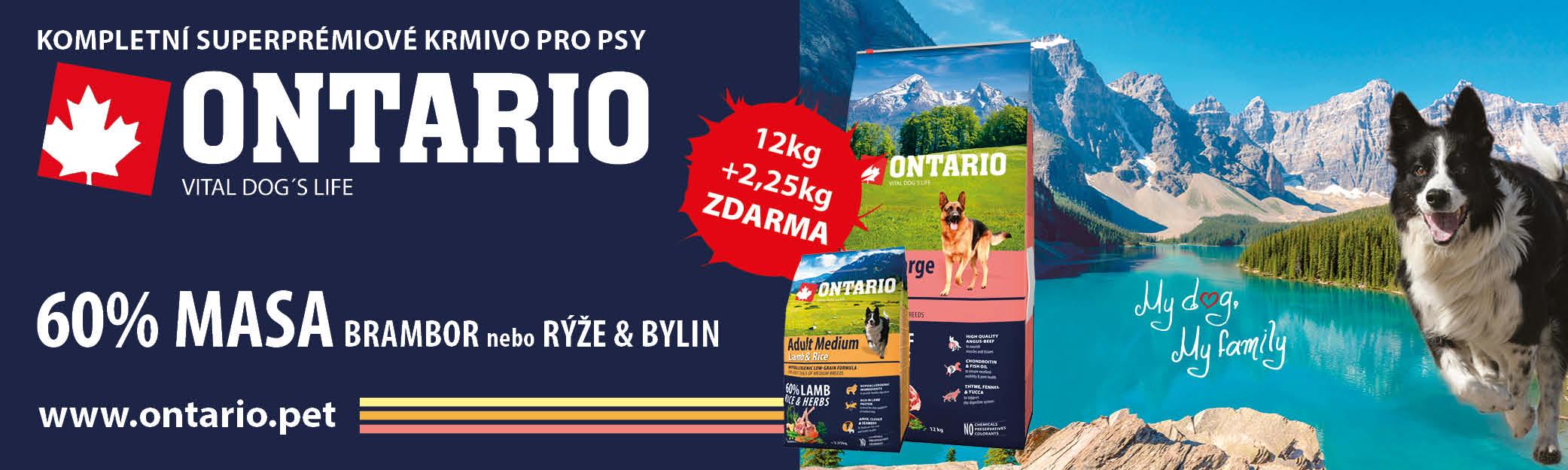 Ontario 12+2,25kg