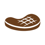 Pamlsky sušené maso a plátky