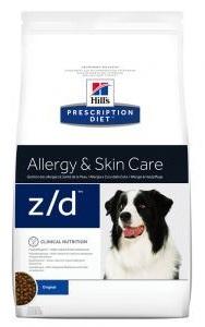 Alergie na krmivo u psů