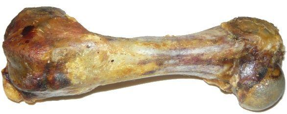 Pamlsky ve tvaru kosti