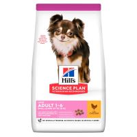 Hills Science Plan Canine Light Small&Mini Chicken 6kg
