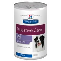Hills Canine I/D Low Fat konzerva 360g