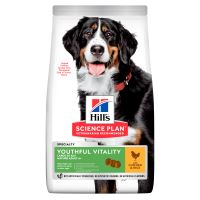 Hills Science Plan Canine Senior 6+ Vitality Large Chicken 2,5kg
