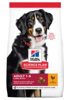 Hills Science Plan Canine Adult Large Chicken 2,5kg