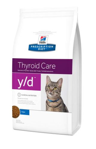 Hills Prescription Diet Feline Y/D 5kg