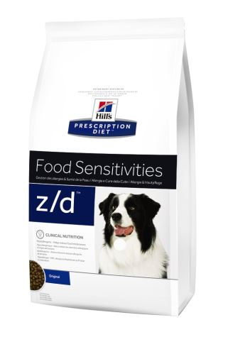 Hills Prescription Diet Canine Z/D Ultra Alergen Free 10kg