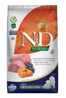 N&D Pumpkin DOG Puppy M/L Lamb & Blueberry 12kg PO REGISTRACI JEN 1355 Kč