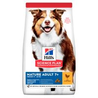 Hills Science Plan Canine Mature Adult 7+ Active Longevity Medium Chicken 2,5kg