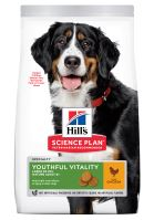 Hills Science Plan Canine Senior 6+ Vitality Large Chicken 14kg