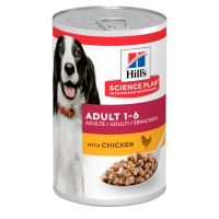Hills Science Plan Canine Adult Chicken 370g