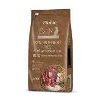 Fitmin dog Purity Rice Senior&Light Venison&Lamb 12 kg PO REGISTRACI JEN 1550 Kč