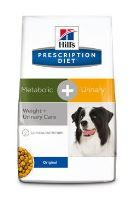 Hills Canine Dry Adult Metabolic+Urinary 12kg