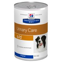 Hills Prescription Diet Canine S/D konzerva 370g