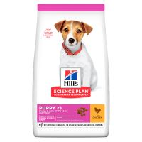 Hills Science Plan Canine Puppy Small&Mini Chicken 1,5kg
