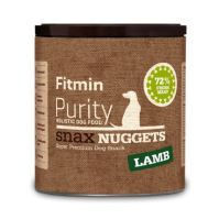 Fitmin dog Purity Snax NUGGETS lamb 180g