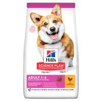 Hills Science Plan Canine Adult Small&Mini Chicken 1,5kg