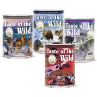 Konzerva Taste of the Wild - mix příchutí 390g
