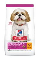 Hills Science Plan Canine Mature Adult 7+ Small&Mini Chicken 6kg