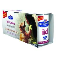 Hills Canine I/D Recovery pack - konzervy 3x360g