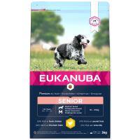 EUKANUBA Senior Medium 3kg