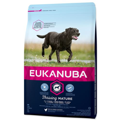 EUKANUBA Mature Large 3kg