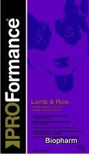 PROFormance Lamb Rice 15kg