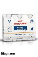 Royal Canin VD Feline Renal Liquid 3x200ml
