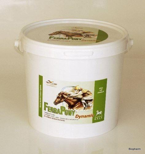 Ferrapony Dynamic  3kg antianemikum pro koně