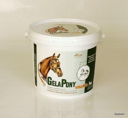 Gelapony VitaMín  900g, pro dosplé koně