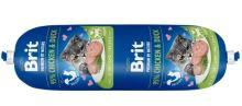 Brit Premium Cat by Nature Sausage Chicken&Duck 180g