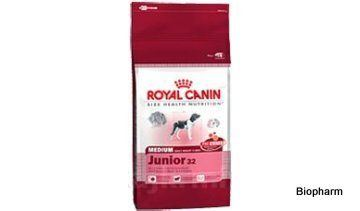 Royal Canin Medium Junior 15kg,štěně psů 11-25kg