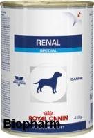 Royal Canin VD Canine Renal Special LOAF 410g Konzerva