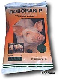 Roboran P 1kg pro prasata
