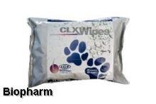 CLX WIPES (antimykotické ubrousky) 40ks