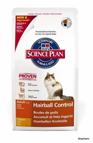 Hills Feline Adult Hairball Control Chicken 1,5kg
