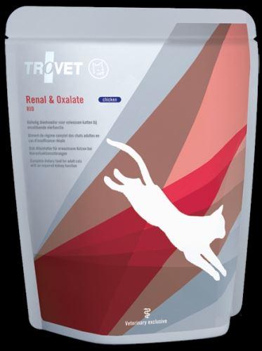 Trovet Renal Oxalate (chicken)/RID 85g kočka
