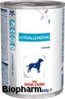 Royal Canin VHN Dog Hypoallergenic 400g konzerva