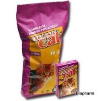Delikan Cat Exclusiv 10kg s rybou