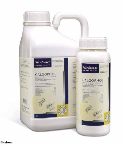 Calgophos sol 5l,pro drůbež,ovce,kozy,koně,krávy a prasata