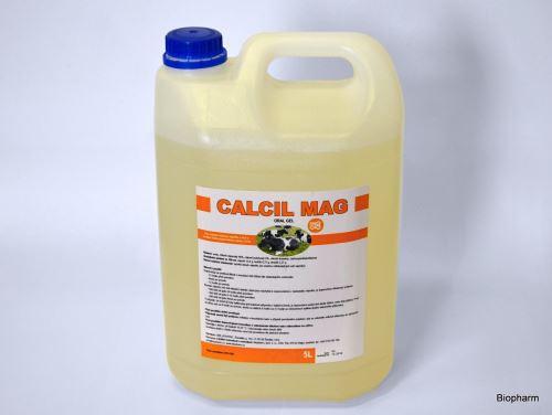 Calcil Mag oral gel 5l