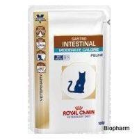 Royal Canin VHN Cat Gastrointestinal mod.calorie 12x85g kapsička