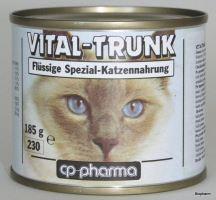 Vitaltrunk katze sol 395ml,výživa pro kočky