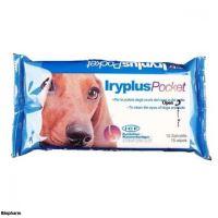 Iryplus Pocket 15ks ubousky na čištění očí psů a koček