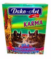Dako Krmivo pro osmáky 1kg