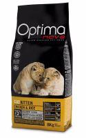 OPTIMAnova CAT KITTEN 8kg  PO REGISTRACI JEN 945 KČ
