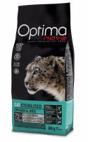 OPTIMAnova CAT STERILISED 8kg  PO REGISTRACI JEN 956 KČ