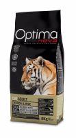OPTIMAnova CAT ADULT Chicken&Rice 8kg  PO REGISTRACI JEN 906 KČ