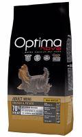 OPTIMAnova dog ADULT MINI GRAIN FREE Chicken 2kg