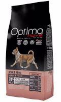 OPTIMAnova dog ADULT MINI SENSITIVE GRAIN FREE Salmon 2kg